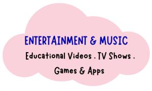 entertainment music links